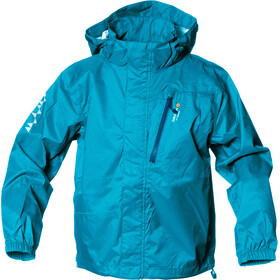 Isbjörn Light Weight Rain Jacket Barn ice